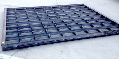 Low-Profile Tubular Grates