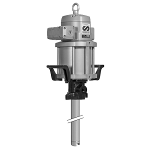Samson Air Operated Grease Pump with a 80:1 Ratio